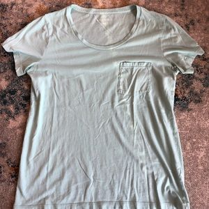 J. Crew Tops - J Crew seafoam Women's t shirt. In great condition